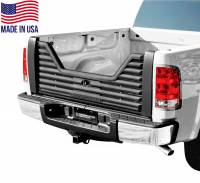 Tailgate - 5th Wheel Tailgate - 99-18 Chevy/GMC 1500/2500/3500 Stromberg Carlson Louvered 4000 Series 5th Wheel Tailgate