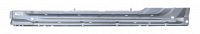 Rocker Panels - Ford - Key Parts - 09-14 Ford F-150 Standard Cab LH Driver's Side Rocker Panel Reinforcement