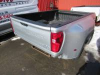20-C Chevy Silverado HD - Dually Bed - New 20-C Chevy Silverado HD Silver Dually Truck Bed