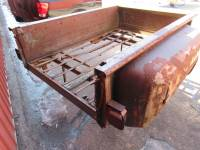 Chevrolet & GMC Truck Beds - 73-87 Chevy/GMC CK Truck Beds - Used 73-87 Chevy CK Brown 6.6ft Short Single Tank Truck Bed