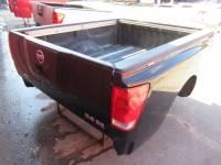 Import Truck Beds - Nissan - Used 04-08 Nissan Titan King Cab Black 6.5ft Short Bed