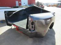 09-18 Dodge Ram Truck Beds - Dually Bed - Used 10-18 Dodge RAM 3500 8ft Charcoal Dually Truck Bed