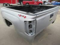 14-18 Chevy Silverado Silver 5.8ft Short Truck Bed - Image 13