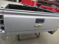 14-18 Chevy Silverado Silver 5.8ft Short Truck Bed - Image 15
