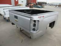 14-18 Chevy Silverado Silver 5.8ft Short Truck Bed - Image 26