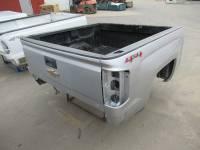 14-18 Chevy Silverado - 5.8ft Short Bed - 14-18 Chevy Silverado Silver 5.8ft Short Truck Bed