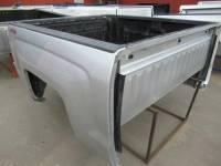 14-18 Chevy Silverado Silver 5.8ft Short Truck Bed - Image 34