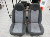 New and Used OEM Seats - Ford Replacement Seats - 98-03 Ford Ranger Regular Cab Cloth Front Bucket Seats, Pair