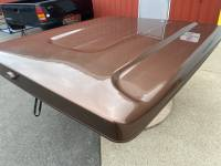 Used 09-14 Ford F-150 Brown 6.5ft Short Bed Lakeland Jason Rage Truck Lid