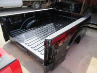 New 17-C Ford F-250/F-350 Super Duty Black 8ft Long Bed Truck Bed