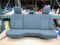 New and Used OEM Seats - Dodge/Jeep Replacement Seats - 20-21 Dodge Ram 2500/3500 Crew Cab Gray Cloth Seat