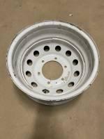 Wheels - Ford Wheels - 16-17 Ford Transit 350 Van 6 Lug 16 in. White 12 Hole Dually Wheel