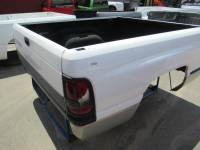 Dodge Truck Beds - 94-01 Dodge Ram Truck Beds - Used 94-01 Dodge Ram White/Silver 6.5ft Short Bed