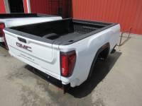 NEW 20-C GMC Sierra 2500/3500 8ft White Long Truck Bed