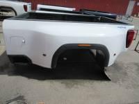 New 20-C GMC Sierra 3500 8ft White Dually Long Truck Bed - Image 7