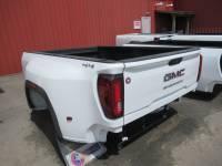 New 20-C GMC Sierra 3500 8ft White Dually Long Truck Bed - Image 12