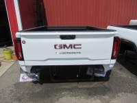 New 20-C GMC Sierra 3500 8ft White Dually Long Truck Bed - Image 14