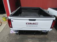 New 20-C GMC Sierra 3500 8ft White Dually Long Truck Bed - Image 15