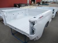 New 19-C Chevy Silverado 1500 White 6.5ft Short Truck Bed