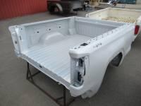 19-C GMC Sierra 1500 - 6.5ft Short Bed - New 19-C GMC Sierra 1500 White 6.5ft Short Truck Bed