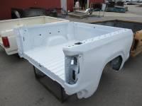19-C GMC Sierra 1500 - 5.8ft Short Bed - New 19-C GMC Sierra 1500 White 5.8ft Short Truck Bed