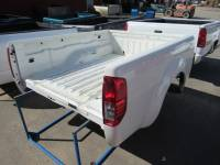 Used 13-18 Nissan Frontier King Cab White 6ft Short Bed