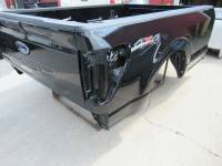 New 2021-C Ford F-150 Black 8ft Long Truck Bed
