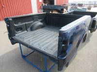 Used 09-14 Ford F-150 Blue 5.5ft Short Truck Bed