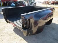 New 14-18 GMC Denali 8ft Iridium Metallic Dually Long Truck Bed