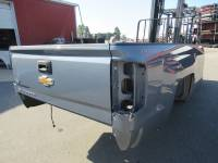 New 14-18 Chevy Silverado Blue/Gray 8ft Long Truck Bed