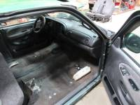 98-02 Dodge Green Custom Painted Quad Cab