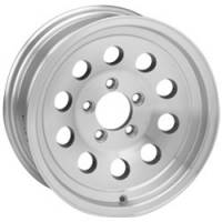 "Trailer Tires & Wheels - 14"" Trailer Wheels  - 14"" 5-Lug Mod Aluminum Trailer Wheel"