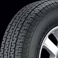 Trailer Tires & Wheels - 14 in. Trailer Tires - ST205/75R/14 Goodyear Marathon Radial Trailer Tire